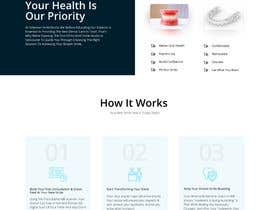 #243 for Web Designer for dental website (urgent) by GeminiDz