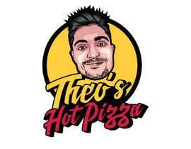 enovdesign tarafından MAKE A LOGO FOR THEO'S HOT PIZZA!!!! için no 497