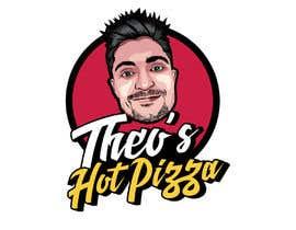 enovdesign tarafından MAKE A LOGO FOR THEO'S HOT PIZZA!!!! için no 499