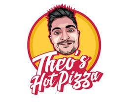 enovdesign tarafından MAKE A LOGO FOR THEO'S HOT PIZZA!!!! için no 503