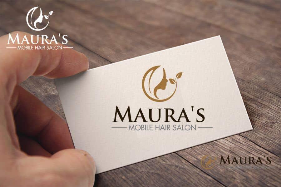 Bài tham dự cuộc thi #                                        83                                      cho                                         Design a logo for      Maura's Mobile Hair Salon