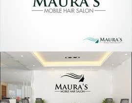#86 cho Design a logo for      Maura's Mobile Hair Salon bởi Zattoat