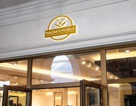 #94 cho Design a logo for      Maura's Mobile Hair Salon bởi ra3311288