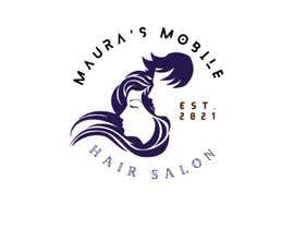 #98 cho Design a logo for      Maura's Mobile Hair Salon bởi azieramashir