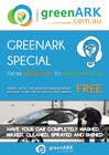 Graphic Design Contest Entry #27 for Design a Flyer for GreenArk Property Maintenance