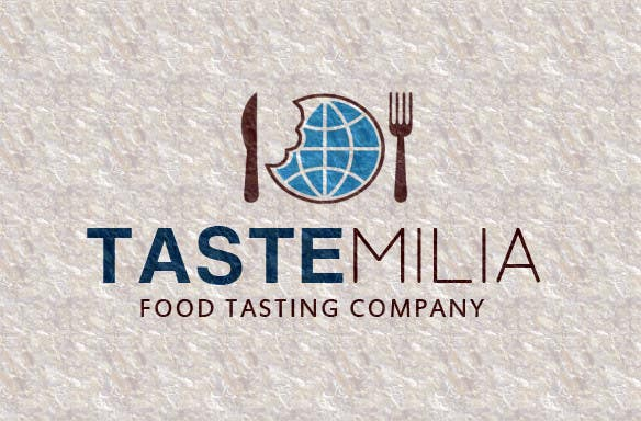 Proposition n°                                        34                                      du concours                                         Design a Logo for a food tasting company