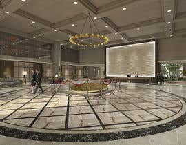 #31 cho 3D Reception hall design bởi robmendz08