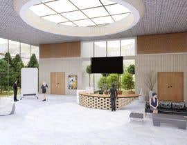 #110 cho 3D Reception hall design bởi prabhavchoudhary