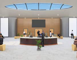 #108 cho 3D Reception hall design bởi archilgogua