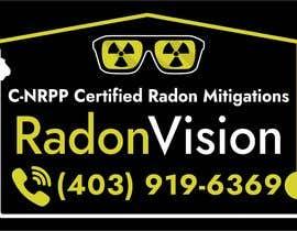 #46 pentru Advertising sign design for radon mitigation company de către sameeriqbal414