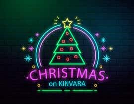 #112 cho Christmas on Kinvara logo design bởi salehinshafim
