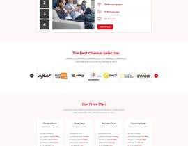 Nro 82 kilpailuun Web Page Design käyttäjältä NHRashed