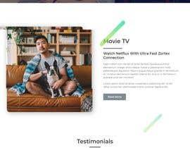 Nro 79 kilpailuun Web Page Design käyttäjältä freelancermonir9