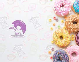 Nro 78 kilpailuun I need a logo for a donut shop käyttäjältä abutalha655