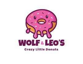 Nro 69 kilpailuun I need a logo for a donut shop käyttäjältä luvlazyra