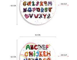 #28 for Learn Sticker (alphabet) af cakemudbudiono