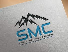 #117 for Logo creation for SMC Smokey Mountain Carriers LLC. by sharminnaharm