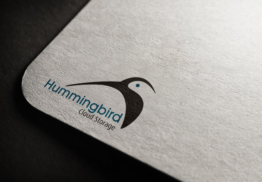 Bài tham dự cuộc thi #28 cho Hummingbird Cloud Storage Logo