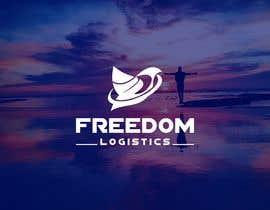 Nro 597 kilpailuun Freedom Logistics Company Logo Design käyttäjältä CreativityforU