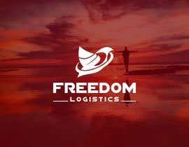 Nro 598 kilpailuun Freedom Logistics Company Logo Design käyttäjältä CreativityforU