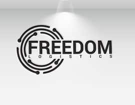 Nro 251 kilpailuun Freedom Logistics Company Logo Design käyttäjältä mdrabbanchowhou5