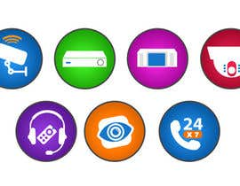 #14 for Design some Icons and thumbnails for categories by webbymastro