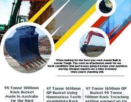 Nro 50 kilpailuun Brochures / Flyers designed käyttäjältä haythamchrij