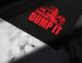 #256 untuk Logo Design for my Trucking Business ( Dump It Trucking LLC ) oleh designerakram247
