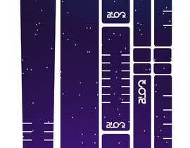 Nro 4 kilpailuun Graphic Design for MTB frame protection kits käyttäjältä mstbilkis606