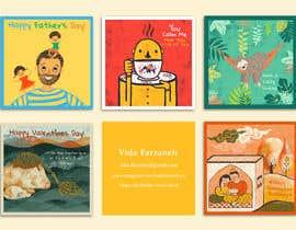 #71 for Greeting Card Designer by vidadesign