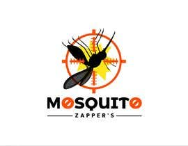#243 for Mosquito Zapper Logo by Khan381
