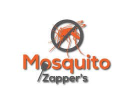 #195 for Mosquito Zapper Logo by msttaslimaakter8