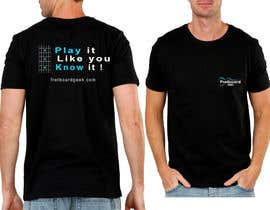 #146 for T-Shirt design for education site for fretted instruments (not just guitar) by hazemhiza