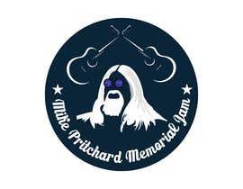 #41 untuk Mike Pritchard Memorial Jam logo oleh DesignerSifat