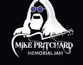 #44 untuk Mike Pritchard Memorial Jam logo oleh DesignerSifat
