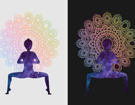 #79 for Goddess Yoga Pose T-shirt by mohonamm13