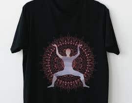 #30 for Goddess Yoga Pose T-shirt by jannatymarium