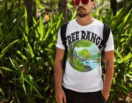 #29 для Free Range T-Shirt от rabiabegum9914