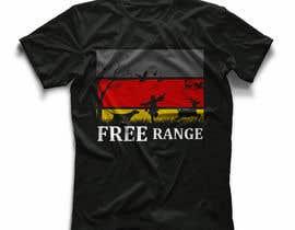 #66 для Free Range T-Shirt от mahadihasan44