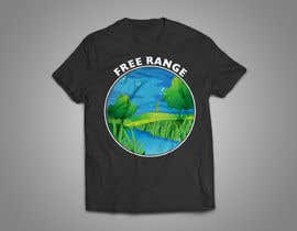 #71 для Free Range T-Shirt от mdranadesign23