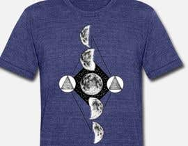 #66 для Moon Phases T-Shirt от aga5a33a4b358781