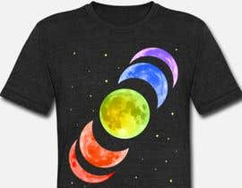 #68 для Moon Phases T-Shirt от aga5a33a4b358781