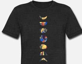 #70 для Moon Phases T-Shirt от aga5a33a4b358781