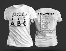 Nro 39 kilpailuun Create a tee shirt design käyttäjältä SayemProdhan