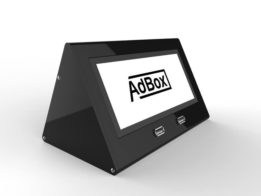 Konkurrenceindlæg #                                        7                                      for                                         Do some 3D Modelling for Adbox