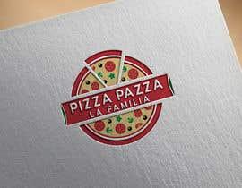 #246 for Logo for an Italian Pizzeria by safathosain123