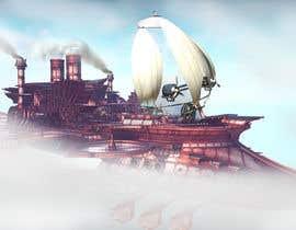 #22 for Airship Design by saihanmollik