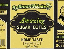 #79 for Design A Food Label by kumarsanjoy573