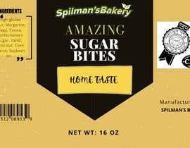 #74 for Design A Food Label by puterinursuraya1