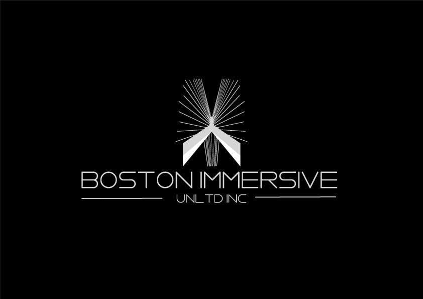 Konkurrenceindlæg #199 for Design a Logo for an Immersive Media Production Studio